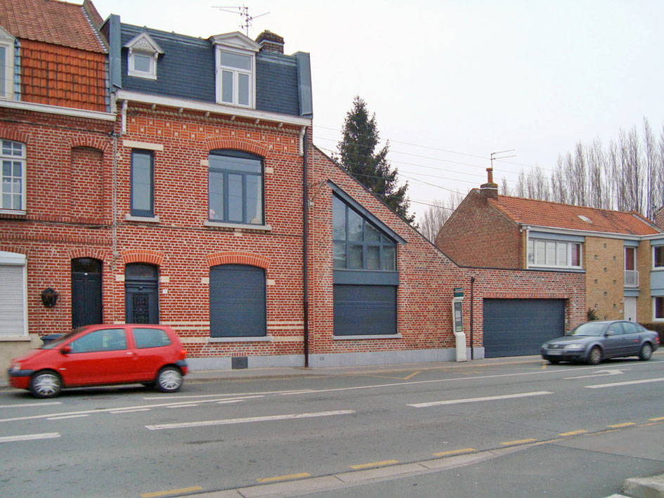 Maison 1930 extension rénovation – AD Architecture